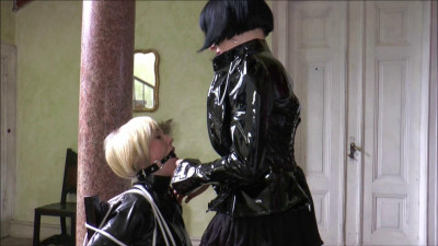 Vip Gold Magic Collection Of Bondage Education. Part 6.