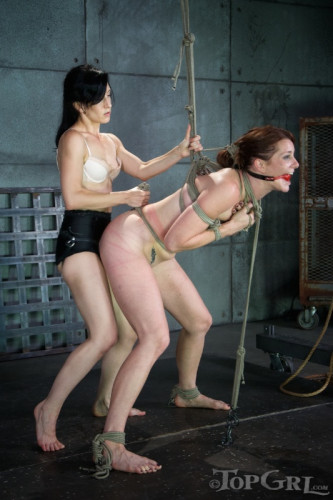 TG — Back Into the Fold — Cici Rhodes and Elise Graves — September 12, 2014