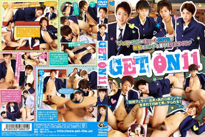 Get On Vol.11 - Asian Gay, Hardcore, Handjob, Toy, HD