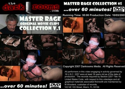Master Rage Original Movie Clips Collection V.1 (2007) DVDRip