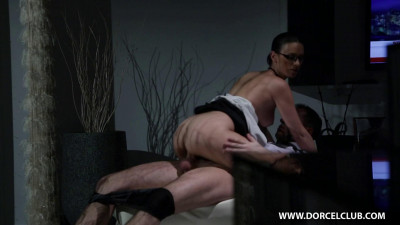 Claire Is Sexy Girl With Glasses (1080)