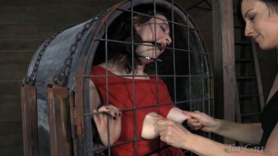 Dixon Mason – Uncaging Dixon's Inner Squirt – BDSM, Humiliation, Torture