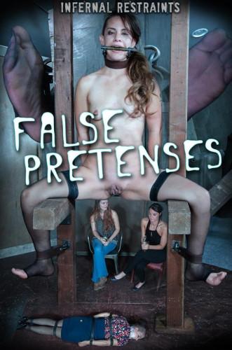 Description False Pretenses
