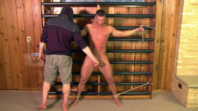 Weight Lifter Neill Totally Naked