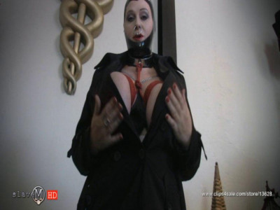 SlaveM  – Clip4sale – Sewn Pussy Lush Ladies