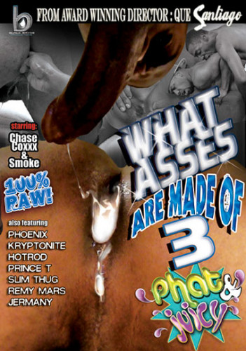 What Asses Are Made Of 3: Phat And Juicy (2011) DVDRip