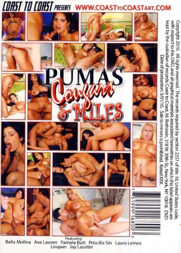 Pumas Cougars And MILFS