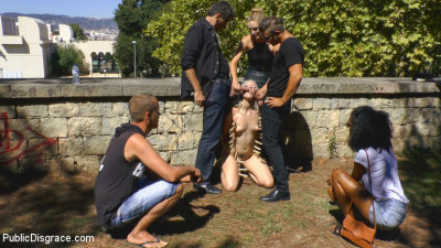 The Humiliation Of Liz Rainbow – Part 1 Fitness Domination