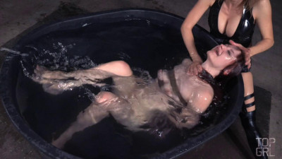 TopGrl - Sep 21, 2015 - Mermaid - Violet Monroe - Rain DeGrey