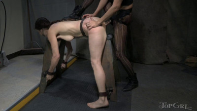 Mrs. Wellington's Big Day — Emma, Rain DeGrey — BDSM, Humiliation, Torture