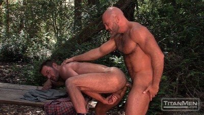 Scruf: Scene 3: Jesse Jackman & Anthony London