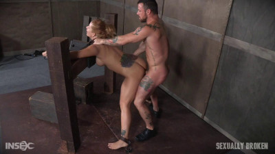 SexuallyBroken — October 05, 2016 - Holly Heart — Matt Williams — Sergeant Miles