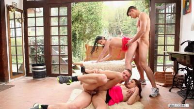Good Time for Bi Orgy