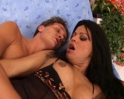 Transsexual anal fucking care