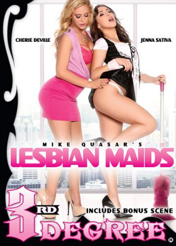 Cherie Deville, Jenna Sativa, Katie Morgan, Alexis Fawx — Lesbian Maids (2016)