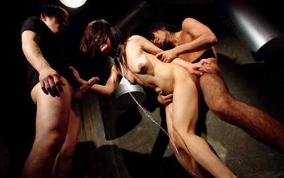 Japan BDSM – Premium Mesubuta(2 Parts Elite BDSM)