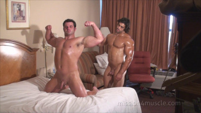 Mission4Muscle – Frank The Tank And Corleone