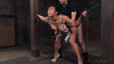 SexuallyBroken – September 18, 2015 – Mia Li – Matt Williams – Maestro