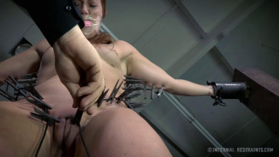 Josi Valentine Is A Natural Submissive Who Loves To Be In Tight Bondage