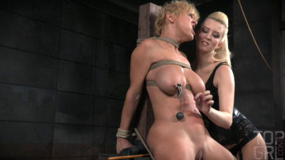 Big Tits Bondage Torture