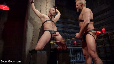 Dirk Caber and Jessie Colter Share a Night of Pain and Pleasure