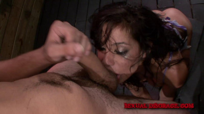 SD -  February 19, 2014 - Lola Love Will Deep Throat her Masters Cock