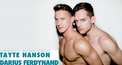 Description Tayte Hanson & Darius Ferdynand Flip-Fuck!