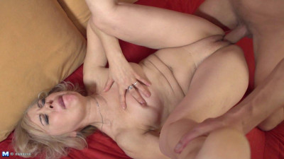 Sabina O - Horny lady fucking and sucking HD 720p