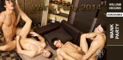 WHiggins - Wank Party 2014 - 1 - Wank Party (26 Feb)