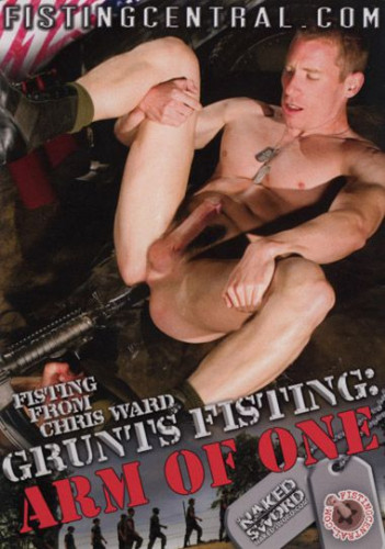 Grunts Fisting: Arm of one - cum, hunk, fist, scene