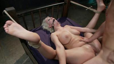 Fuckedandbound - 10-18-2013 - A Simple Task-Serve the Cock Whore!