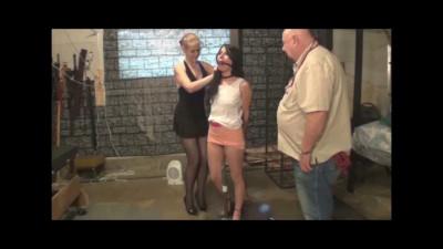 Slave Girl Hannah Part One