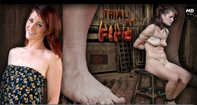 Trial By Fire - Cici Rhodes