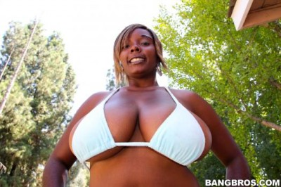 Titanic Titties Of Choco Stacy