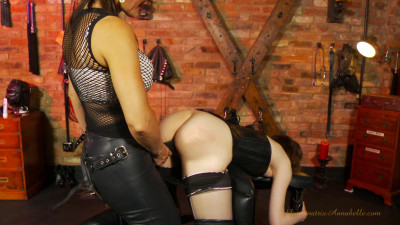 DominatrixAnnabelle - Super Gold Collection. 28 Clips. Part 7.