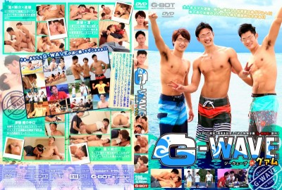 G-Wave in Guam (G-Bot) 2015