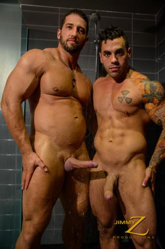 Shower Suck Part One Christian Power And Emilio Calabria (2015) , gay imperceptive era event.
