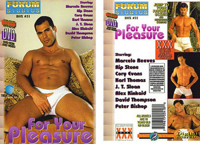 For Your Pleasure — Marcelo Reeves (1995)
