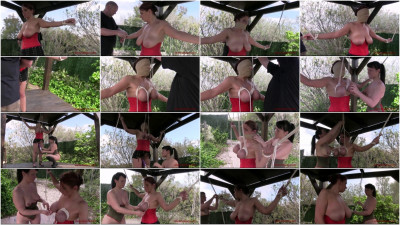 Toaxxx - Breast Play and made Orgasm for Bettine