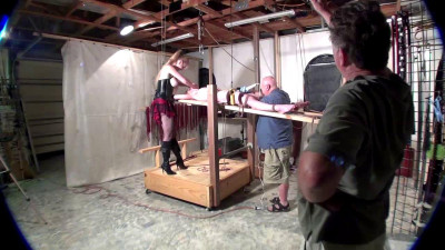 TB – Behind The Scenes Making A BDSM Movie Part 2
