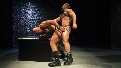 TitanMen Exclusive Jesse Jackman and Dirk Caber - Loud and Nasty - Scene 3
