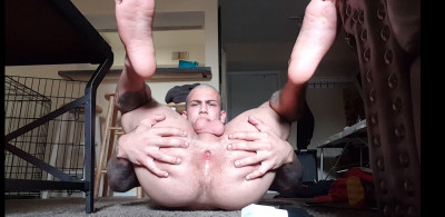 Michael Hoffman Flex And Cum 8 (1080p)