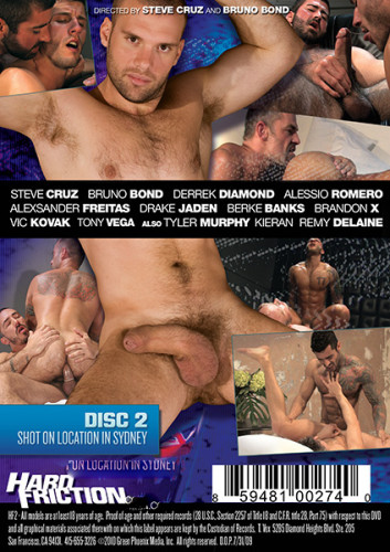 Hard Friction 2 (Disc 2)