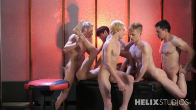 Live Show Orgy