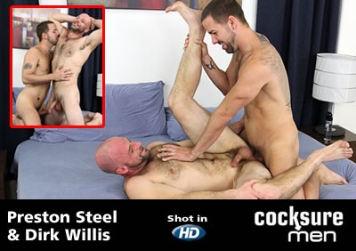 Preston Steel & Dirk Willis