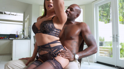Kaylani Lei Gets Black Owned By Flash Brown