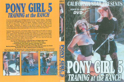 Pony Girl - part 5 - Training At The Ranch