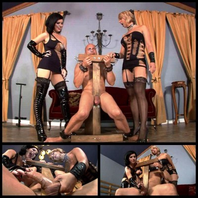 A Handjob Fit For A Slave - ClubD