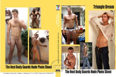 The Next Body Guards Nude Photo Shoot