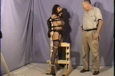 A Slaves Bondage Toy 2